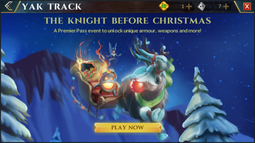 The Knight Before Christmas The Runescape Wiki