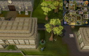 Scan clue East Ardougne west of Estate Agent.png