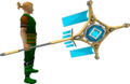 Banner of Seren (tier 4) equipped.png