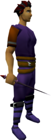 Mystic wand equipped.png: Mystic wand equipped by a player