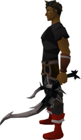 Off-hand drygore longsword (Third Age) equipped.png: Off-hand drygore longsword (Third Age) equipped by a player