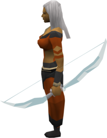 Crystal Bow Historical The Runescape Wiki