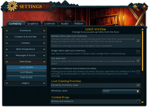 Settings Loot System.png