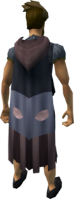 Ardougne cloak 1 equipped.png: Ardougne cloak 1 equipped by a player