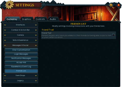 Settings Social Friends List.png