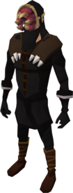 Mask of Crimson equipped.png: Mask of Crimson equipped by a player