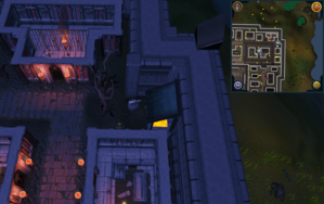 Scan clue Darkmeyer in north-east corner next to furnace.png