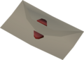 Letter (Royal Trouble) detail.png
