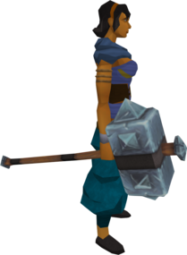 Barbarian maul equipped.png