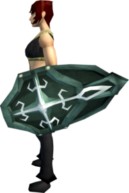 Adamant kiteshield (t) equipped.png: Adamant kiteshield (t) equipped by a player