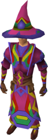 Infinity robe armour equipped (male).png: Infinity gloves equipped by a player