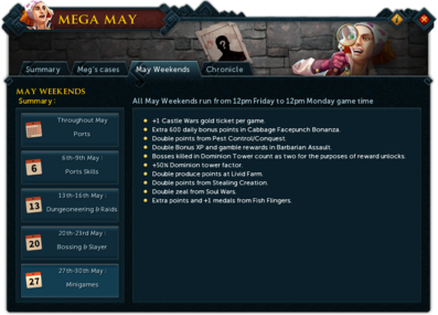 Mega May (May Weekends) interface.png