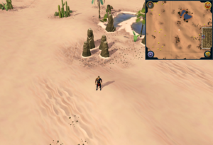 Scan clue Kharidian Desert north-west of Uzer Mastaba.png