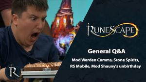 Mod Warden Comms, Stone Spirits, RS Mobile, Mod Shauny's unbirthday - RuneScape Q&A (Oct 2019).jpg