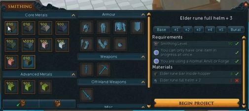 Mining and Smithing rework - The RuneScape Wiki