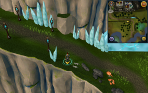 Scan clue Prifddinas south-east of entrance gate, south-west of monument.png