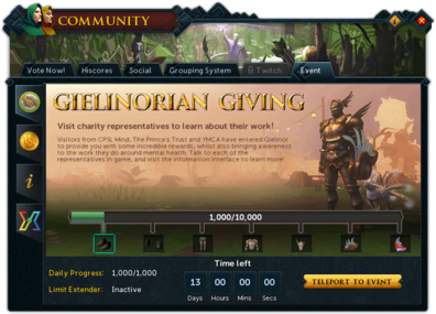 Community (Gielinorian Giving) interface summary.png