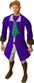 Prince outfit equipped.png: Prince leggings equipped by a player
