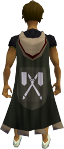Castle Wars flag cape equipped (male).png: Castle Wars flag cape equipped by a player
