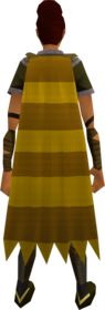 Team-15 cape equipped (female).png: Team-15 cape equipped by a player